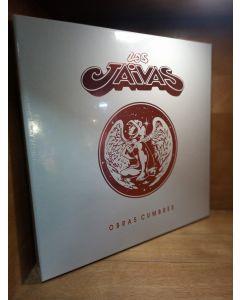 Los Jaivas-Obras Cumbres (4 vinilos)
