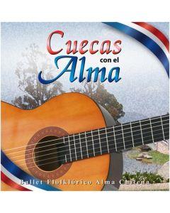 Ballet Folclórico Alma Chilena-Cuecas con el Alma