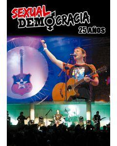 Sexual Democracia-25+2 Años Blu-Ray
