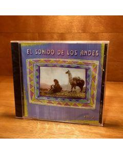 Varios Intérpretes-El Sonido de los Andes vol. 2