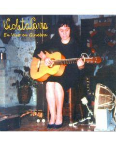 Violeta Parra-En Vivo en Ginebra