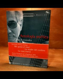 Colección Nuestros Músicos-Antología Tito Fernández