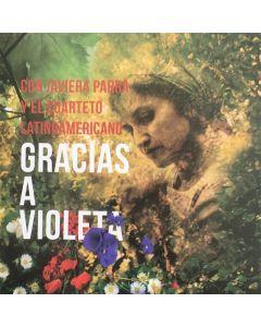 Javiera Parra y El Cuarteto-Gracias a Violeta