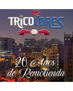 Los Tricolores-20 años de Arremolienda