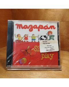 Mazapán Sing and Play CD