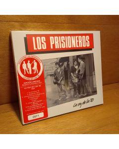 Los Prisioneros- La Voz de los '80 (CD)