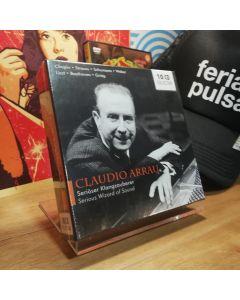 Claudio Arrau-Chopin Strauss Schumann (Pack con 10 cd´s)