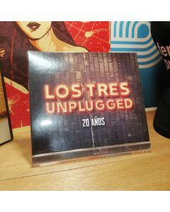 Los Tres-Unplugged 20 años (CD)